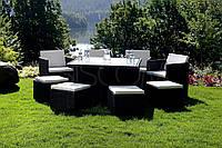 Комплект мебели из техноротанга Milano