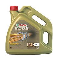 Масло моторное Castrol EDGE 0W30 A5/B5 4X4L
