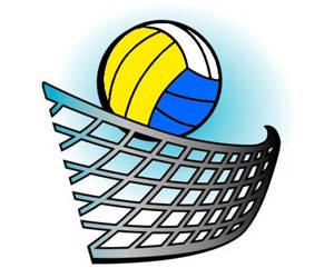 Сетки волейбольные с шнуром натяжения