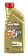 Масло моторное Castrol EDGE 0W40 A3/B4 12X1L
