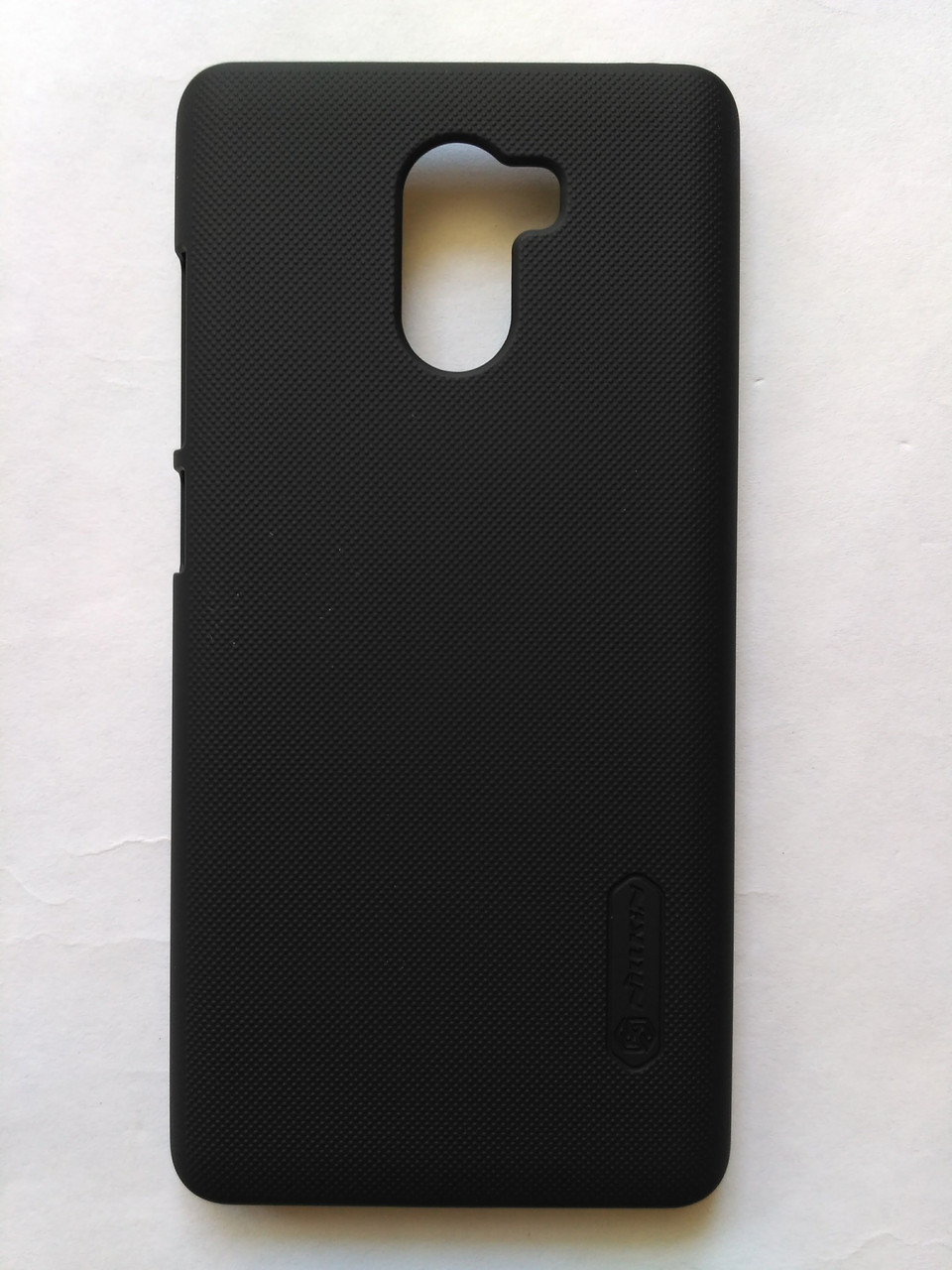 Nillkin Frosted черный для Xiaomi Redmi 4 standart