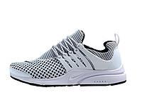 Мужские беговые кроссовки Nike Air Presto TP QS Flyknit White M, фото 1