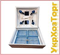 Инкубатор Наседка 120 яиц с механическим переворотом цифровым терморегулятором