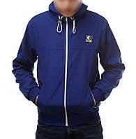 Синяя ветровка куртка Ястребь (опт и розница)