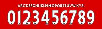Шрифты Арсенал
