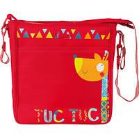Сумка для мамы красная Tuc Tuc BAOBAB BUGGY