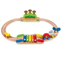 """E3814 Набор """"Моя маленькая железная дорога"""""""