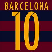 Шрифты Барселона