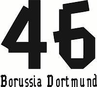 Шрифты Боруссия