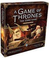 Игра Престолов.  Карточная игра  (2-е издание, англ) (A Game of Thrones Living Card Game) настольная игра