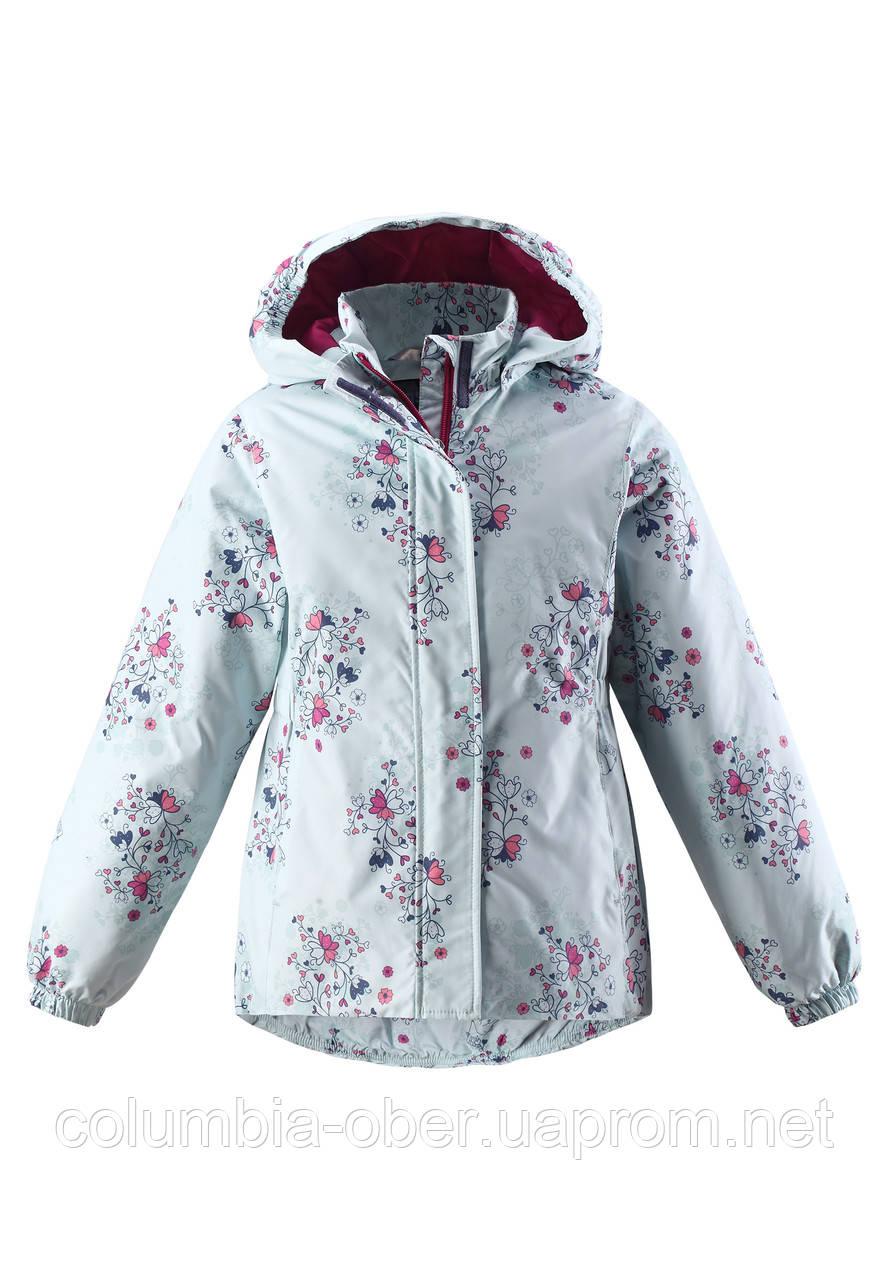 Демисезонная куртка для девочки Lassie by Reima 721704R -8781. Размеры 92 - 140.