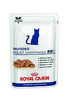 Royal Canin Neutered Adult Maintenance (пауч) - влажный корм для кастрированных котов и кошек до 7 лет 0,1 кг