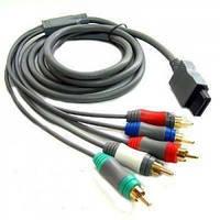 Компонентный AV кабель Nintendo Wii,Wii Component Cable (не оригинальный)