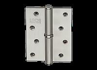 Петля для дверей МВМ стальная левая H-100L