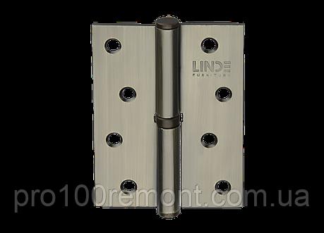 Петля для дверей МВМ стальная правая H-100R, фото 2
