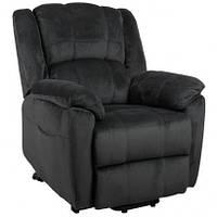 Подъемное кресло с двумя моторами (грифельно-серый) OSD-HANNA AD03-1LD (Италия)