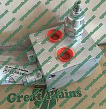 Клапан 810-622С обратный  FC1342 Great Plains REBOUND VALVE 810-622с в Украине запчасти FC 1342