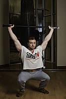 Гимнастическая палка (Бодибар) Body Bar Onhillsport 6кг (FIT-2206)
