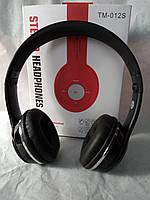 Наушники блютуз Bluetooth TM-012S