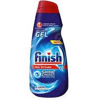 Finish All in 1 Max Shine & Protect Гель для посудомоечных машин 900 мл