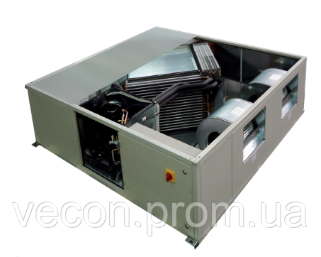 RFM-40 установка рекуперации тепла со встроенным холодильным контуром