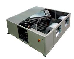 RFM-19 установка рекуперации тепла со встроенным холодильным контуром