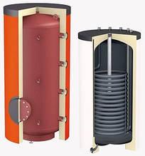 Накопичувальні водонагрівачі (баки) і Тени