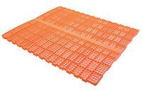 Пластиковый решеточный пол для гусей, 120х100 см, PALMY