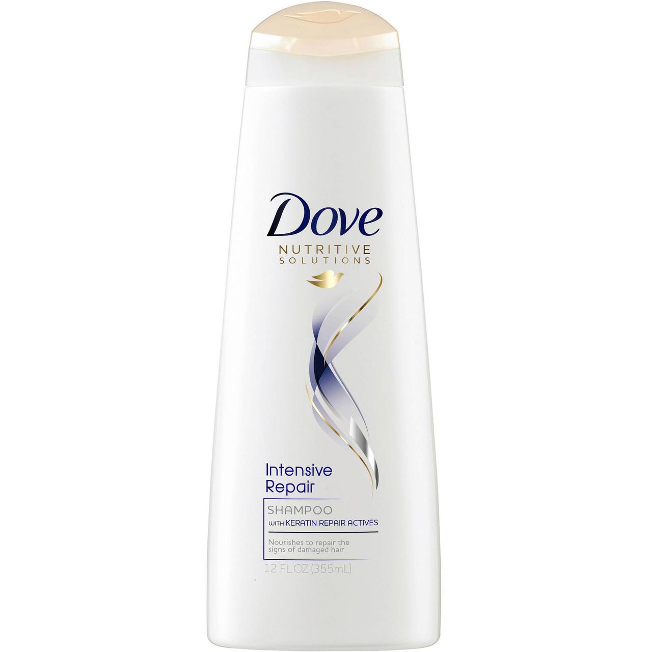 Шампунь для волосся Dove Intensive Repair 400 ml.