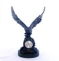 """Часы каминные """"Филин"""""""