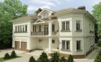 Строительство домов, коттеджей Днепропетровск