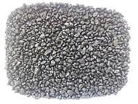 Кварцевый песок цветной V-10 (чёрный 25 кг)