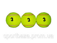 "Мяч""Tiger"" для большего тенниса. М'яч для тенісу"