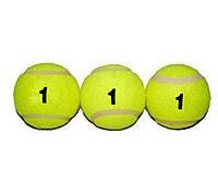 Мяч для большего тенниса 1 сорт. М'яч для тенісу Magic.