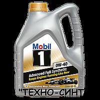 Моторное масло Mobil 1 FS 0W-40 (4л)