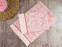 Набор полотенец Irya Royal розовое