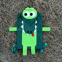 "Рюкзак BabyGoBags ""Крокодил"" (0035)"