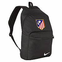 Рюкзак Атлетико Мадрид, Atletiko Madrid, Nike, Найк, черный, ф4594