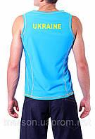 Спортивная мужская майка Ukrainian Team