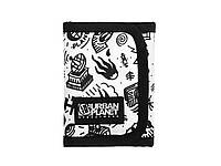 Модный кошелек из ткани на липучке Urban Planet Hyper Mack (мужские кошельки, кошельки женские)