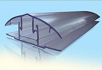 Профиль соединительный HP 4 мм прозрачный