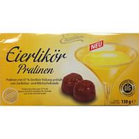 Шоколадные конфеты Excelsior Eierlikor Pralinen- с яичным ликером и пралине