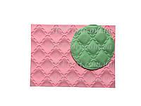 Силиконовый текстурный коврик Грань