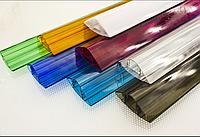 Профиль торцевой UP 8 мм цветной