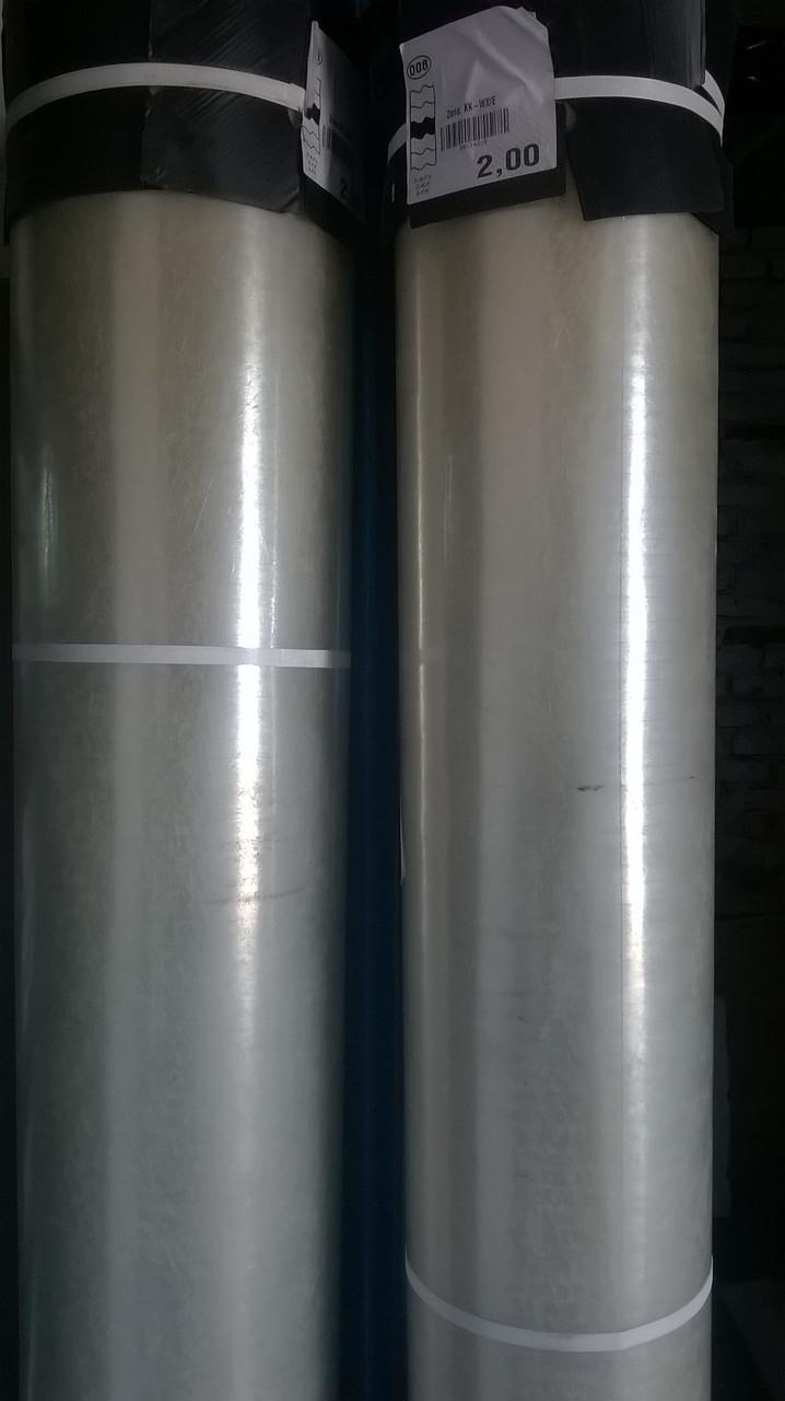 Шифер в рулоне прозрачный армированный стекловолокном 100% оригинал (плоский)