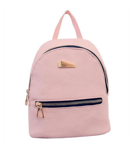 2f21551cc25b Маленький женский рюкзак (розовый), цена 265 грн., купить Харків ...