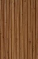 Панель МДФ, бамбук, 8 мм темная ламинированная 0,9х2,7 м