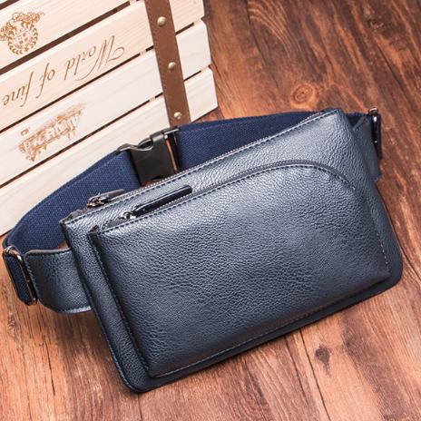 Мужская маленькая сумочка. Модель - 2160