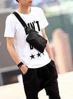 Мужская маленькая сумочка. Модель - 2160, фото 3