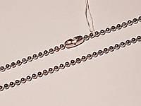 Серебряная цепочка (Перлина). Артикул 808Р 2